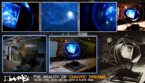The Beauty of Chaotic DreamsP2 by aMorle