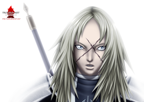 Claymore  Miria by ioshik