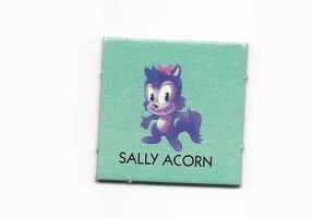 Sally Acorn, Sonic Board-Game by SonicMayhem950