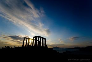 Cape Sounion by jpgmn