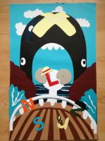 One Piece Papercraft by Dondru