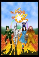 naruto the wizard of oz by akatsukiGALAXY