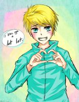 I Like You  A Lot Lot by Marble-park