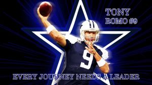 Tony Romo by jason284