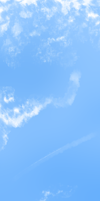 Custom box Cloudy Sky Background by frozensummoner