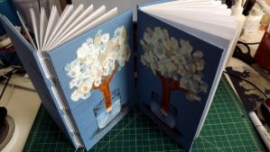 In Bloom Guestbooks by thetickinghearts