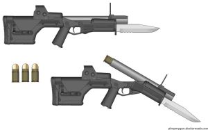 M208 Launcher.. by Wolven-Slave