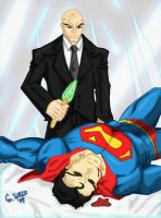 Lex Luthor Commission by Glwills1126