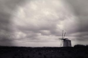Windmill by skypho