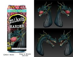 Mike's Harder: Dragon Rage by RedCoaster