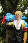 Final Fantasy X: Tidus by LSPcosplay