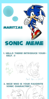 Sonic and Diesel Meme by PanicTopaz