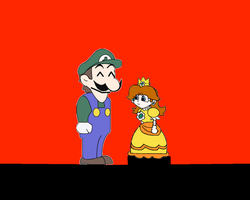 Weegee the day daizeh was made by MrL345