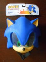 Sonic the Hedgehog Mask by BoomSonic514