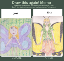 Redraw Meme by sari16