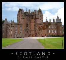 Scotland - Glamis by dark-spider
