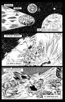Conquest Issue 2 page 1 by artoftheimmortal