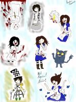 Alice Madness Returns AT style by MonsterPrincess5