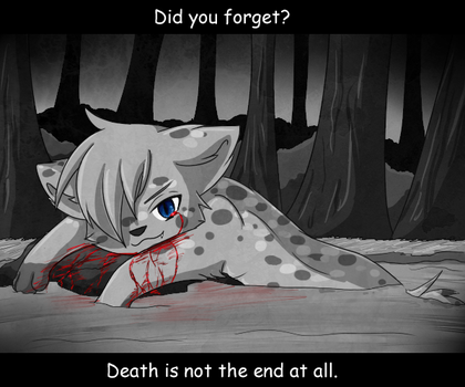 Death is not the end by CrispyCh0colate