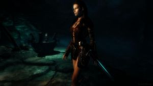 Daughter of Skyrim XXVIII by Solace-Grace