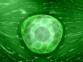 Green Lantern Chest by KalEl7