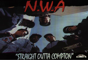 NWA that's my favorite band. by Bliech