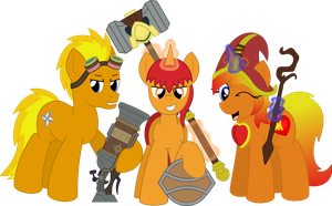 The Squad by Speedy526745