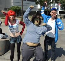 Regular Show Cosplay oooohhhh! by Gaaras-Chocolate