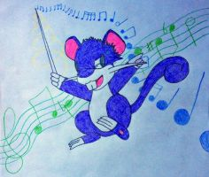 Crazy for Music! by KJB-Believer-2014