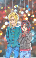 [Athelstan] - Baby It's Cold Outside by Lupizora