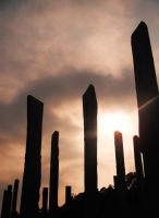Standing Stones by froggy-hicks