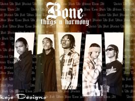 kaje Designs - The 5 Thugs by kajedesigns