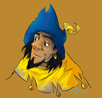 clopin again by J-Zet