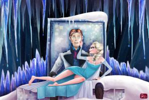 Frozen: The New King by daphies