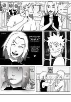 NARUSAKU doujinshi 'JUST SMILE' PAGE 6 ENG by Karola2712