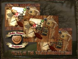 Order Of The Stump Pack by PoSmedley
