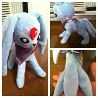 Carbuncle Plush by Revilynn