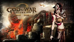 GodOfWarAscension2013 (LadyLemonCosplay) by Trevman63