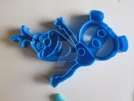 Olaf Cookie Cutter 02 by B2Squared