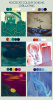 Color Scheme Challenge by In3ity