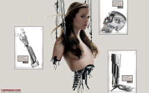 Terminatrix Summer Glau by JCD2k4