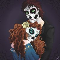 Day of the Dead by BeetleSweet