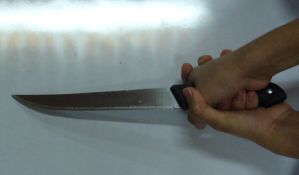 knife 8 by Insan-Stock
