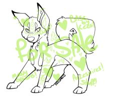 Canine base + add-ons P2U by Keesness