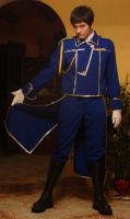 Flame Alchemist Roy Mustang by ZaxCosplay