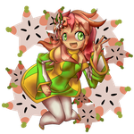 April 2014, Featured Seedrian: Starla! by PiePiyo