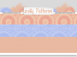 jellij patterns by cameliaRessources