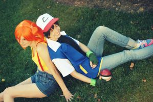 Pokemon- Carefree by Ginger-Hero