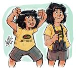 The Fig Twins- JUST DO IT by MadJesters1