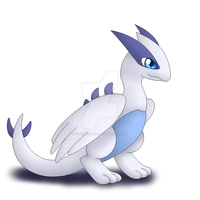 A Lugia that I cannot seem to remember. by DreamyNormy
